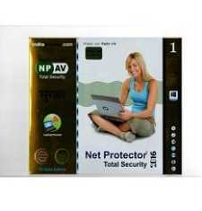 Net Protector Total Security 2016 1 PC 1 Year