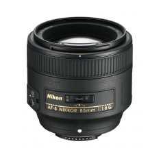 Nikon AF-S Nikkor 85 mm f/1.8G Lens
