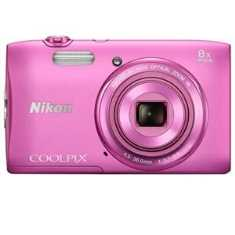 Nikon Coolpix S3600 Camera