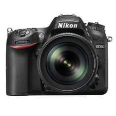 Nikon D7200 Camera with 18-105 mm Lens