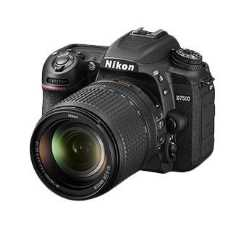Nikon D7500 Camera with 18-140 mm lens