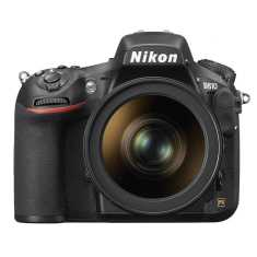Nikon D810 Camera with 24-120 mm Lens
