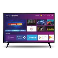 Noble Skiodo NB32INT01 32 Inch HD Ready Smart LED Television