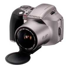 Olympus iS-20 Camera with 28-110 mm Lens