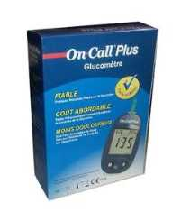 On Call Plus OCP10s Glucometer