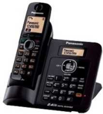 Panasonic Kx-Tg3811sxm Cordless Landline Phone