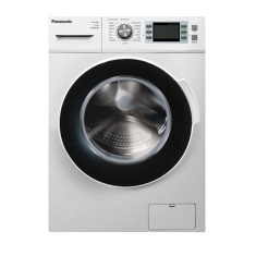 Panasonic NA-126MB1W 6 Kg Fully Autmatic Front Loading Washing Machine