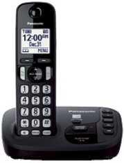 Panasonic PA-KX-TG220 Cordless Landline Phone