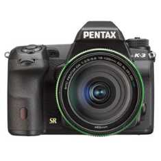 Pentax K 3 Camera