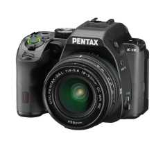 Pentax K-S2 Camera with 18-50 mm lens