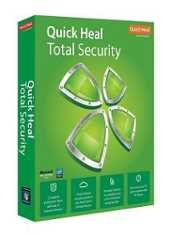 Quickheal Total Security 3 PC 1 Year