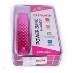 Ravin EP 02602 2600 mAh Power Bank