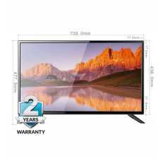 Reconnect RELEG3206 32 Inch HD LED Television