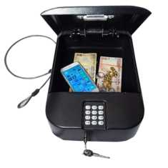 Robotouch RBT702 Portable Car Safe Locker