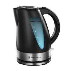 Russell Hobbs Ebony 1.6 Litre Electric Kettle