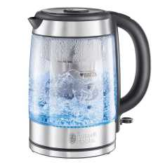 Russell Hobbs Purity Glass Brita 1.5 Litre Electric Kettle