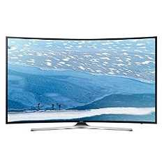 Samsung 40KU6300 40 Inch Ultra HD Smart Curved LED Television