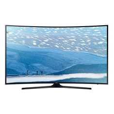 Samsung 55KU7350 55 Inch 4K Ultra HD Smart Curved LED Television