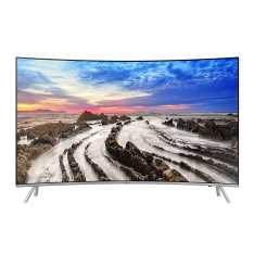 Samsung 55MU7500 55 Inch 4K Ultra HD Smart Curved LED Television