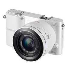 Samsung NX1100 Digital Camera with 20-50 mm Lens