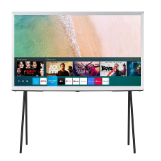 Samsung The Serif QA49LS01TAKXXL 49 Inch 4K Ultra HD Smart QLED Television