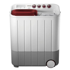 Samsung WT667QPNDPGXTL 6.5 Kg Semi Automatic Top Loading Washing Machine