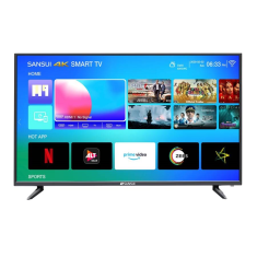 Sansui Pro View 43UHDAOSP 43 Inch 4K Ultra HD Smart LED Television