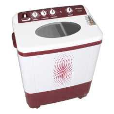 Sansui SS72FR DMA 7.2 kg Semi Automatic Top Loading Washing Machine