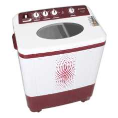 Sansui SS72FR DMA 7.2 kg Semi Automatic Top Loading Washing Machine