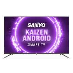Sanyo Kaizen XT-65A082U 65 Inch 4K Ultra HD Smart Android LED Television