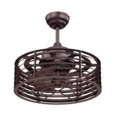 Savoy House D Lier 14-325-FD-SN Ceiling Fan