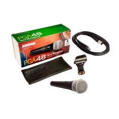 Shure PGA 48 XLR Microphone