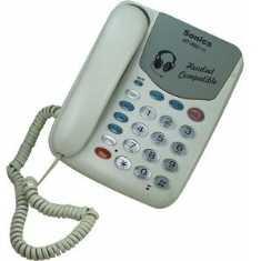 Sonics HT 882 Corded Landline Phone
