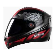 Steelbird Air Storm Motorbike Helmet