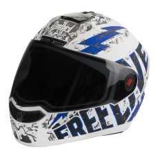 Steelbird SBA-Free Live Motorbike Helmet