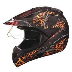 Studds Motocross D1 Motorsports Helmet