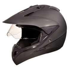 Studds Plain Motocross Helmet