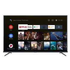 TCL 65P8E 65 Inch 4K Ultra HD Smart Android LED Television