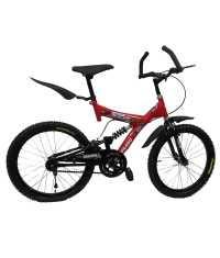 Torado Muscular Red 20 shox Bicycle