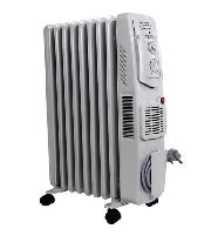 Usha 3211F Oil Filled Room Heater