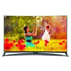 Videocon VKT55CX0ZSA 55 Inch 4K Ultra HD 3D Smart Curved LED Television