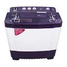 Videocon Virat Neo WM VS80P15-RPK 8 Kg Semi Automatic Top Loading Washing Machine