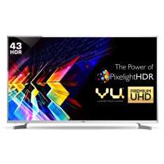 Vu 43S6575 43 Inch 4K Ultra HD Smart LED Television