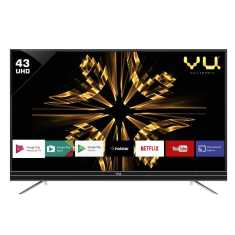 Vu 43SU128 43 Inch 4K Ultra HD Smart LED Android Television