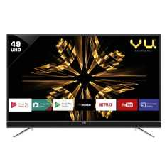 Vu 49SU131 49 Inch 4K Ultra HD Smart LED Android Television