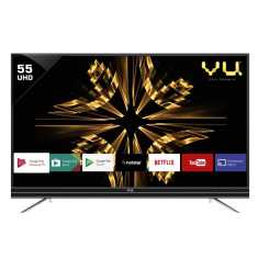 Vu 55SU134 55 Inch 4K Ultra HD Smart LED Android Television