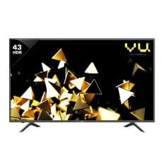 Vu 9043U 43 Inch 4K Ultra HD Smart LED Television