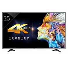 Vu LED55XT780 55 Inch Ultra HD 3D Smart LED Television
