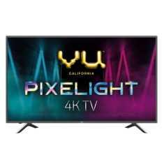 Vu Pixelight 50-QDV 50 Inch 4K Ultra HD Smart LED Television