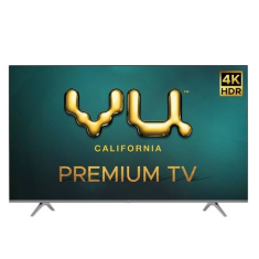 Vu Premium 55PM 55 Inch 4K Ultra HD Smart LED Android Television